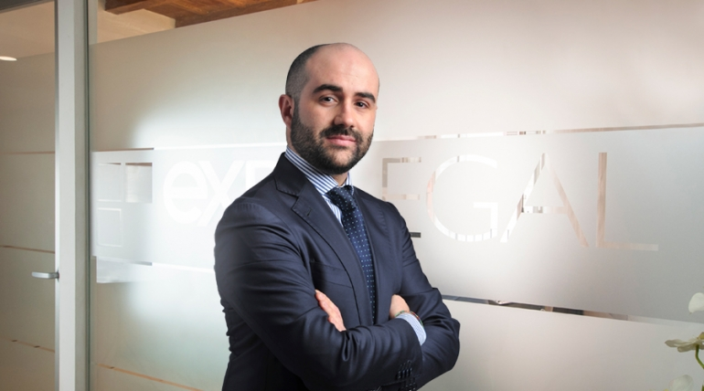 Press release. Stefano Rossi joins EXP Legal